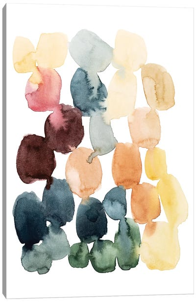 Desert Stones I Canvas Art Print