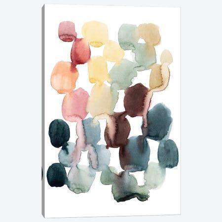 Desert Stones II Canvas Print #POP2193} by Grace Popp Canvas Print