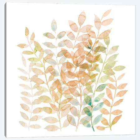 Entwined I Canvas Print #POP2194} by Grace Popp Canvas Art