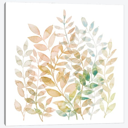 Entwined II Canvas Print #POP2195} by Grace Popp Canvas Wall Art
