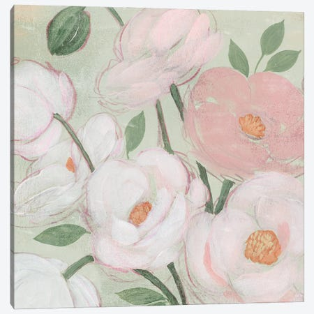 Flora Sketch I Canvas Print #POP2197} by Grace Popp Canvas Artwork