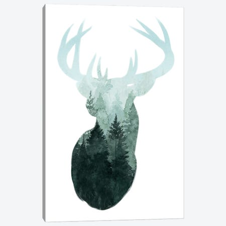 Forest Majesty I 3-Piece Canvas #POP2199} by Grace Popp Art Print