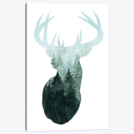 Forest Majesty I Canvas Print #POP2199} by Grace Popp Art Print