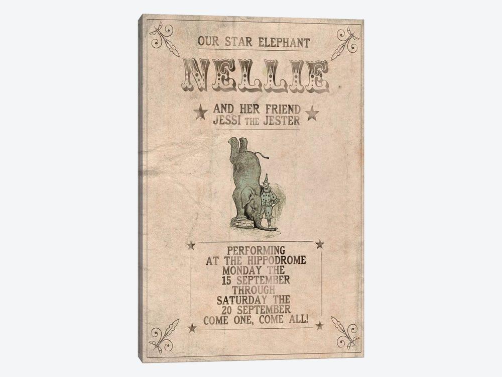 Vintage Circus II by Grace Popp 1-piece Art Print
