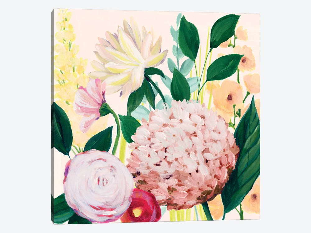 Mother's Day Blooms II by Grace Popp 1-piece Art Print