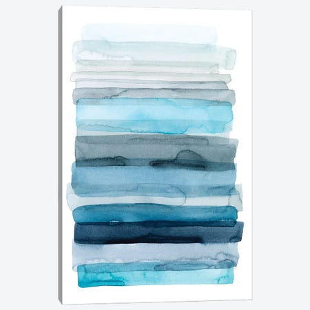 Tide Drift I Canvas Print #POP2216} by Grace Popp Canvas Print