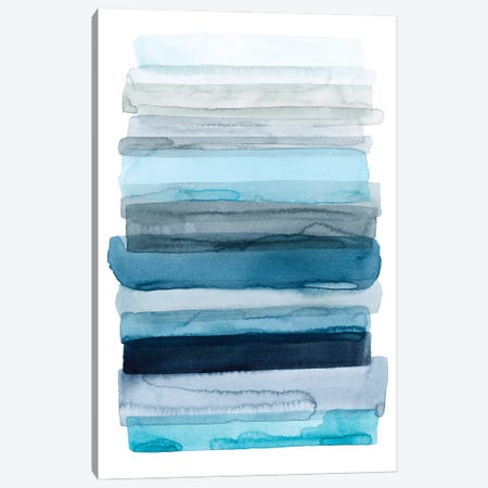 Tide Drift II Canvas Print #POP2217} by Grace Popp Canvas Print