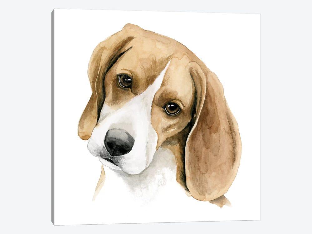 Human's Best Friend III by Grace Popp 1-piece Canvas Artwork