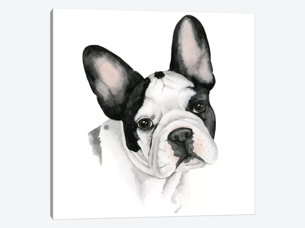 Human's Best Friend IV by Grace Popp 1-piece Canvas Art Print
