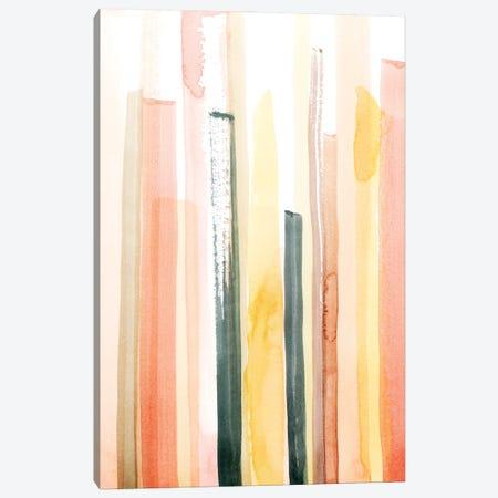 Coral Reach II Canvas Print #POP2233} by Grace Popp Canvas Wall Art