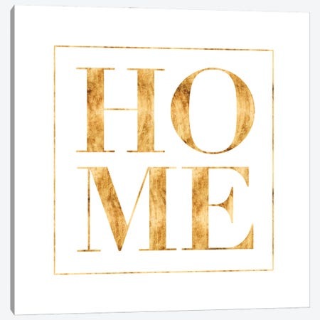 Home Love I Canvas Print #POP2238} by Grace Popp Canvas Wall Art