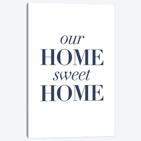 Home-y II Canvas Print #POP2240} by Grace Popp Canvas Print