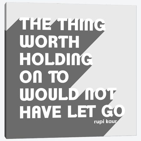 Let Go II Canvas Print #POP2242} by Grace Popp Canvas Print
