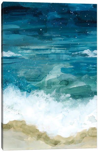 Shattered Waved I Canvas Art Print
