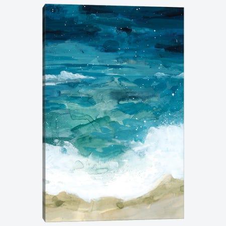 Shattered Waved II Canvas Print #POP2246} by Grace Popp Canvas Art