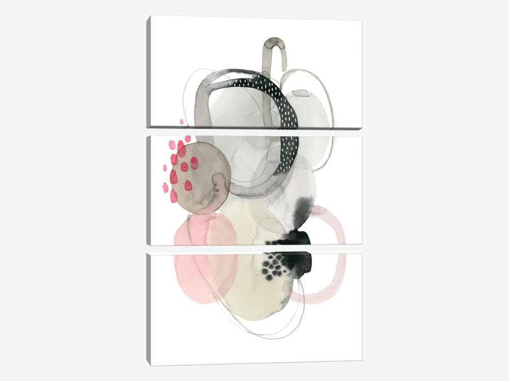 Strawberry Punch I by Grace Popp 3-piece Art Print