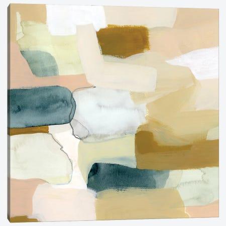 Wafer I 3-Piece Canvas #POP2249} by Grace Popp Canvas Print
