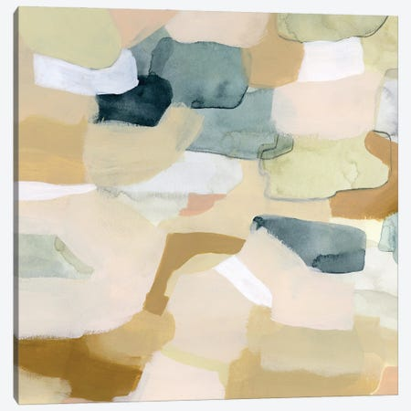 Wafer II Canvas Print #POP2250} by Grace Popp Canvas Artwork