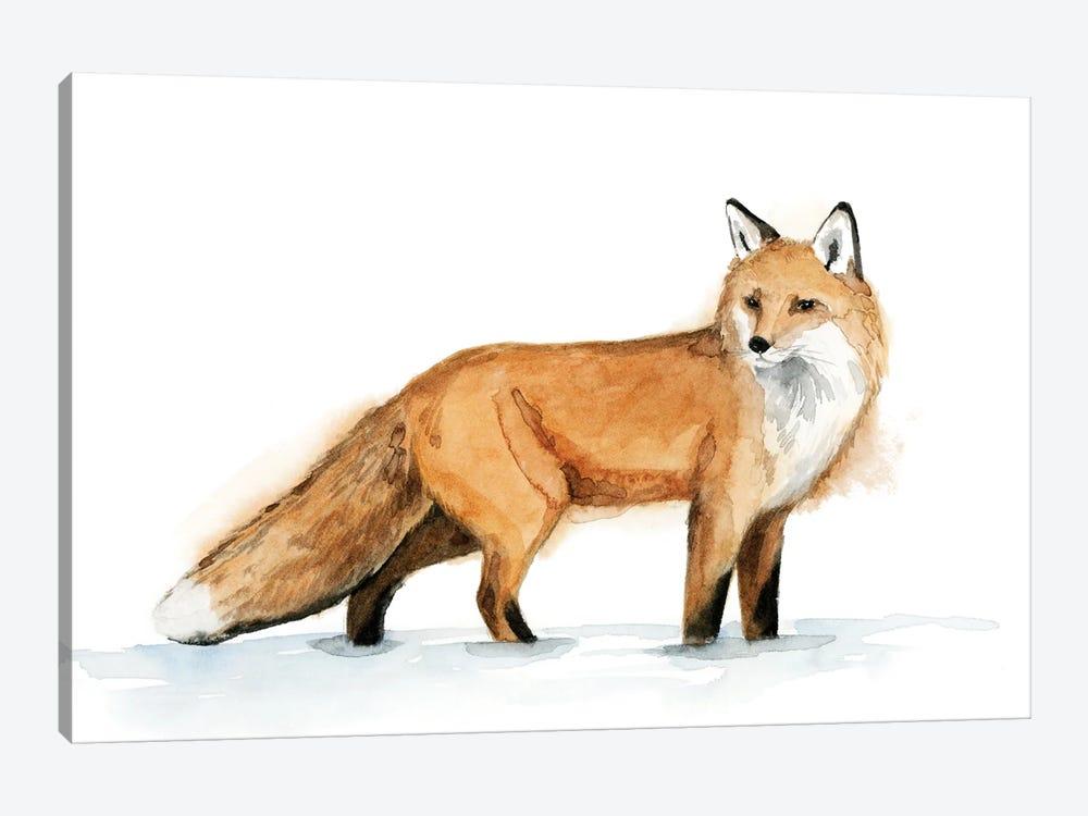 Snow Fox I by Grace Popp 1-piece Art Print