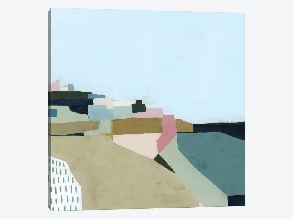 Hillside Revelry I by Grace Popp 1-piece Canvas Art Print