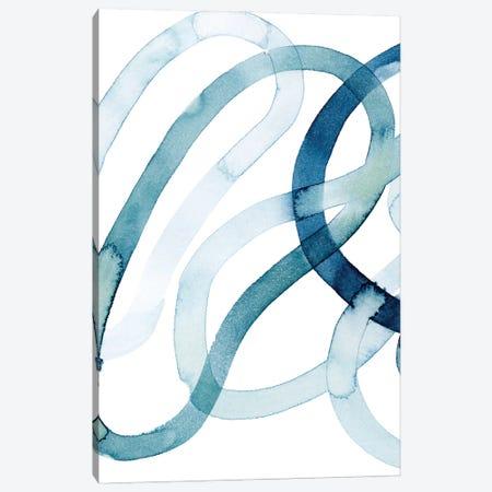 Lazuli II Canvas Print #POP2295} by Grace Popp Art Print
