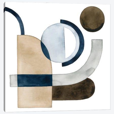Moving Pieces IV Canvas Print #POP2301} by Grace Popp Canvas Art