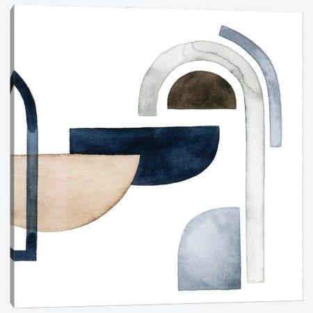 Moving Pieces V Canvas Print #POP2302} by Grace Popp Canvas Art