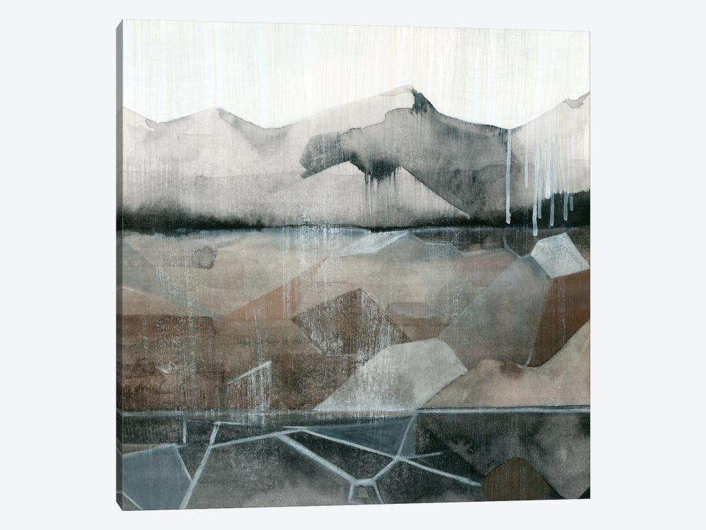 Valley Stormscape I by Grace Popp 1-piece Canvas Wall Art