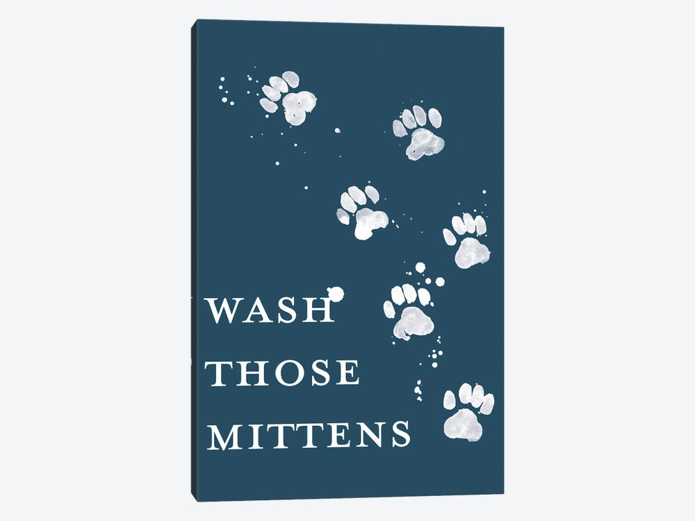 Wash Your Paws II by Grace Popp 1-piece Canvas Art Print