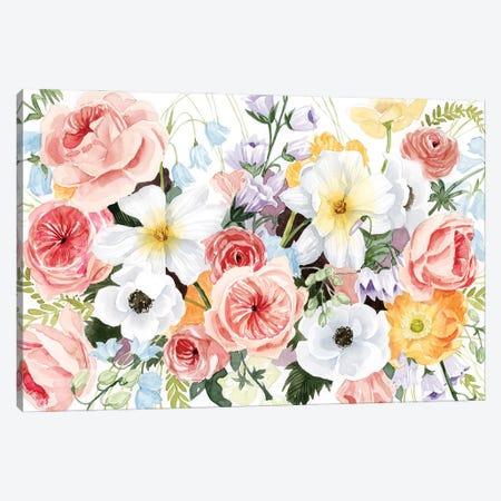 Wildflower Dreams III Canvas Print #POP2322} by Grace Popp Canvas Wall Art