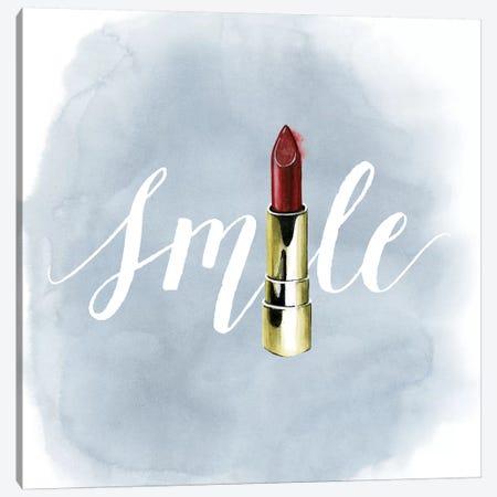 Let's Makeup IV Canvas Print #POP232} by Grace Popp Canvas Art Print