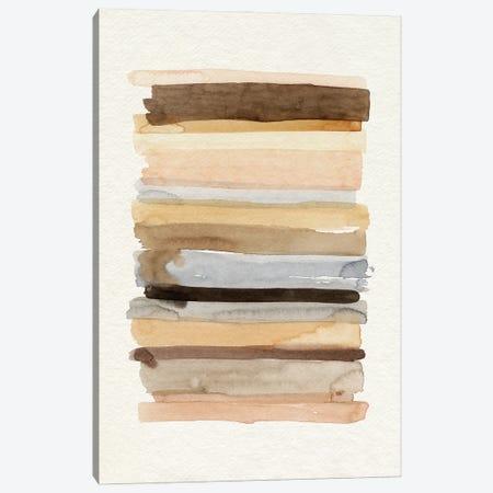 Arid Layers I Canvas Print #POP2334} by Grace Popp Canvas Artwork