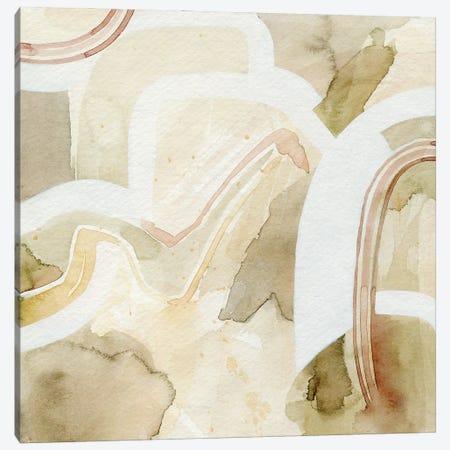 Desert Highway I Canvas Print #POP2352} by Grace Popp Canvas Art Print