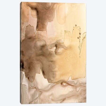 Gilded Movement II Canvas Print #POP2364} by Grace Popp Art Print