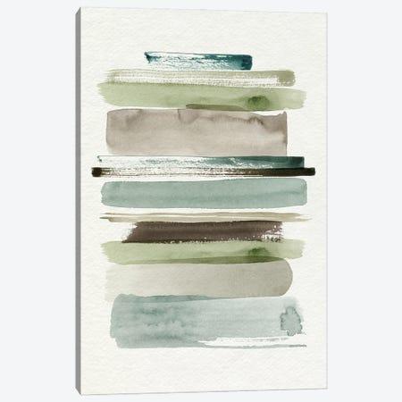 Grass Stains II Canvas Print #POP2368} by Grace Popp Canvas Wall Art