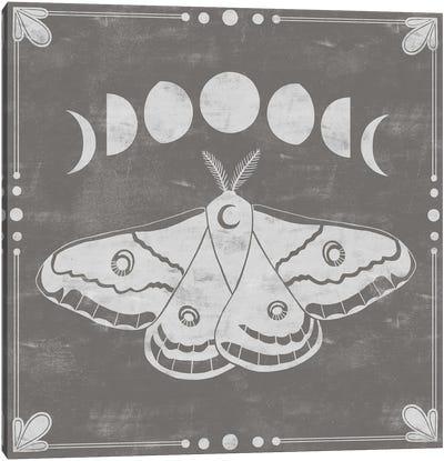 Hallowed Moon I Canvas Art Print