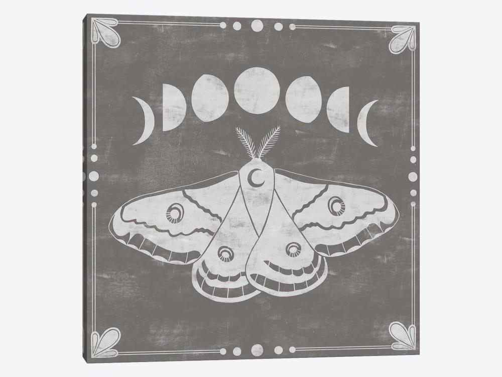 Hallowed Moon I by Grace Popp 1-piece Canvas Art