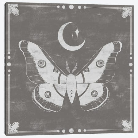 Hallowed Moon II Canvas Print #POP2370} by Grace Popp Art Print