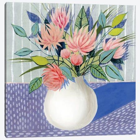 Midday Bouquet II Canvas Print #POP238} by Grace Popp Art Print