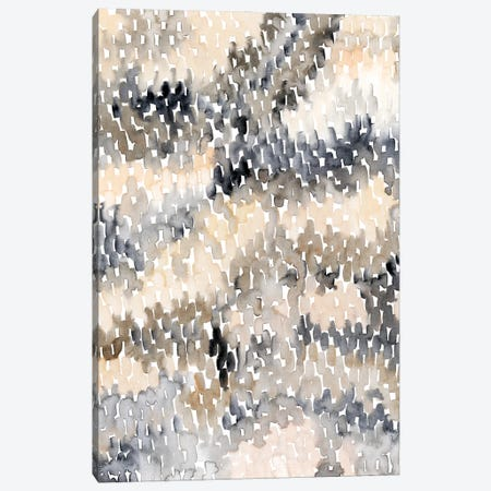Pebble Beach I Canvas Print #POP2390} by Grace Popp Canvas Print