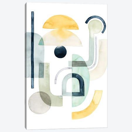Planetary Shift II Canvas Print #POP2392} by Grace Popp Canvas Print