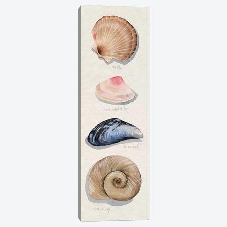 Shore Things I Canvas Print #POP2405} by Grace Popp Canvas Wall Art