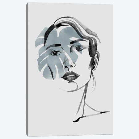 Solace in Shadows II Canvas Print #POP2409} by Grace Popp Canvas Art Print