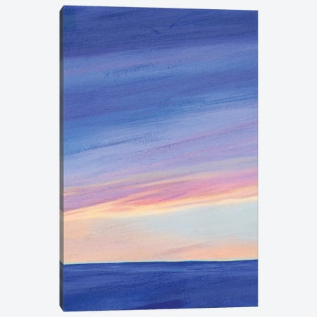 Sunbeam Twilight I Canvas Print #POP2418} by Grace Popp Canvas Wall Art