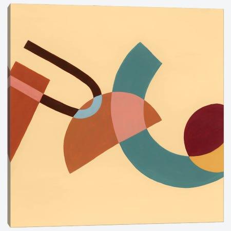 Sunset Tumble I Canvas Print #POP2420} by Grace Popp Art Print