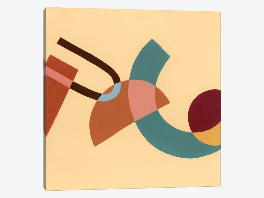 Sunset Tumble I by Grace Popp 1-piece Canvas Art