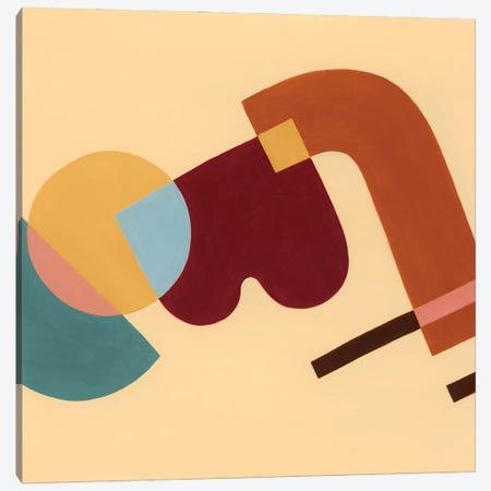 Sunset Tumble II Canvas Print #POP2421} by Grace Popp Art Print