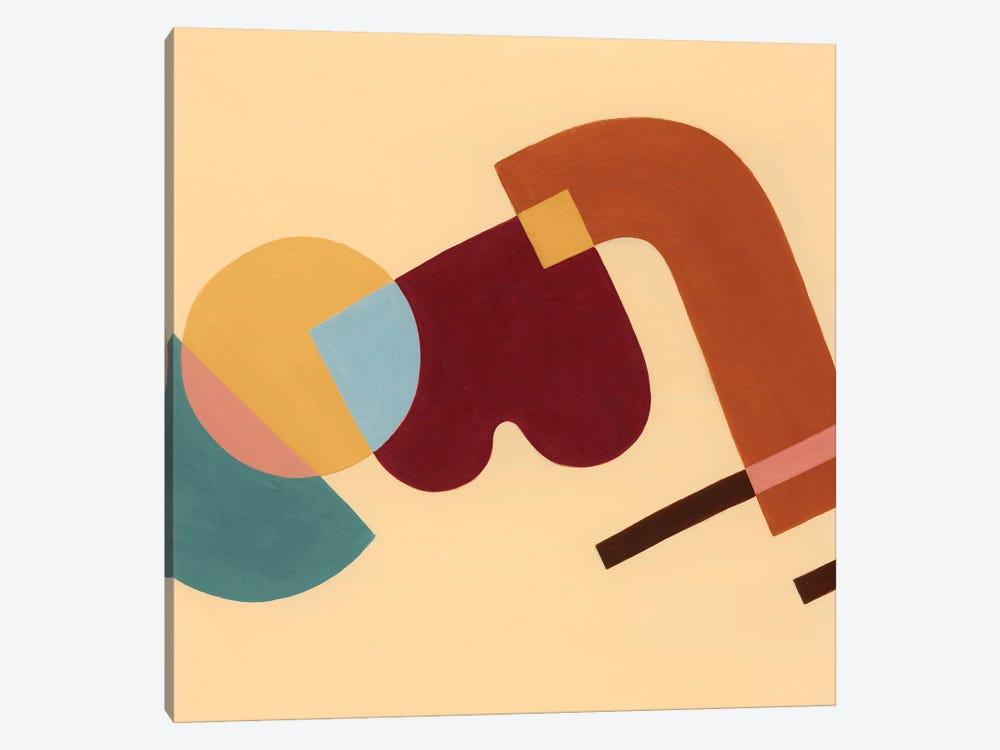 Sunset Tumble II by Grace Popp 1-piece Canvas Art Print