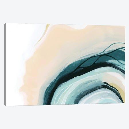 Half Shell III Canvas Print #POP2455} by Grace Popp Canvas Print