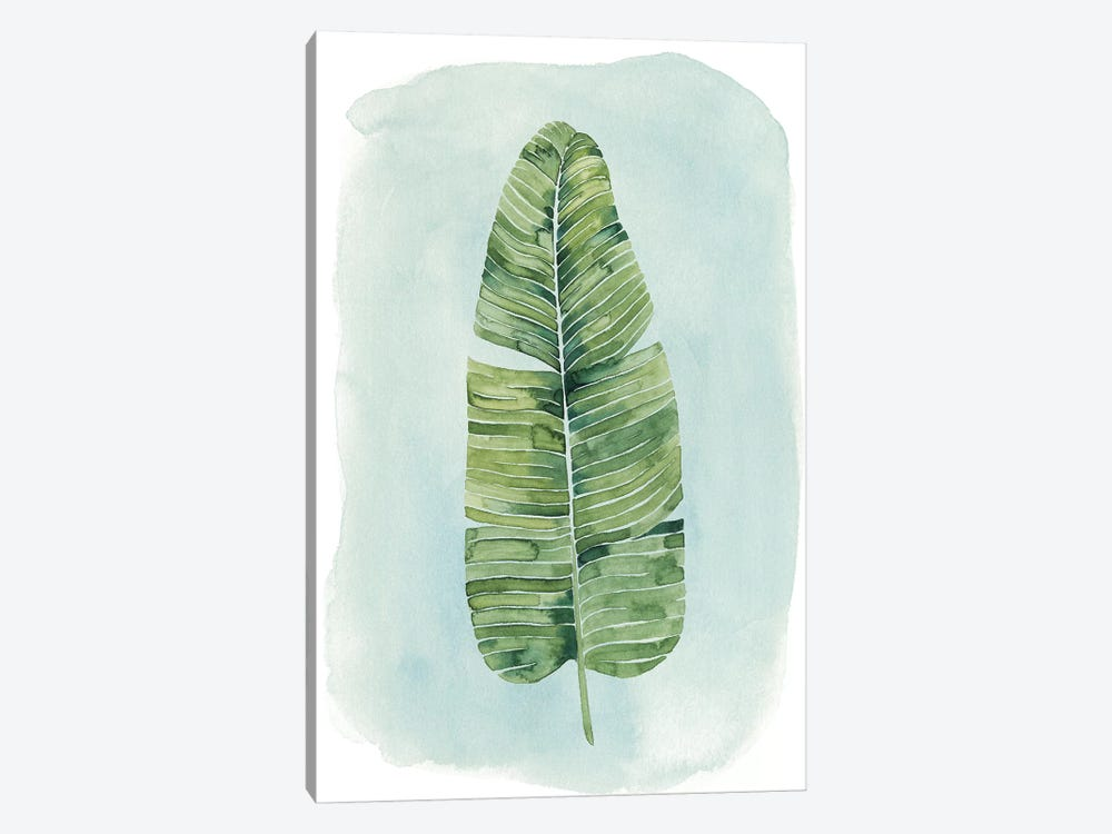 Paradise Palm Leaves IV by Grace Popp 1-piece Art Print